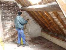 Rendez vous la terre l 39 isolation for Carbonyle traitement du bois
